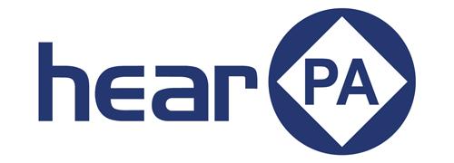 Hear PA Logo